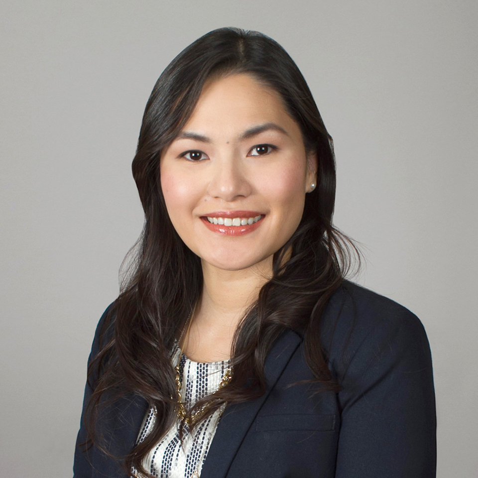 A headshot of Anne T. Vo, PhD