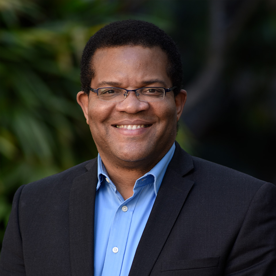 A headshot of Anthony Iton, MD, JD