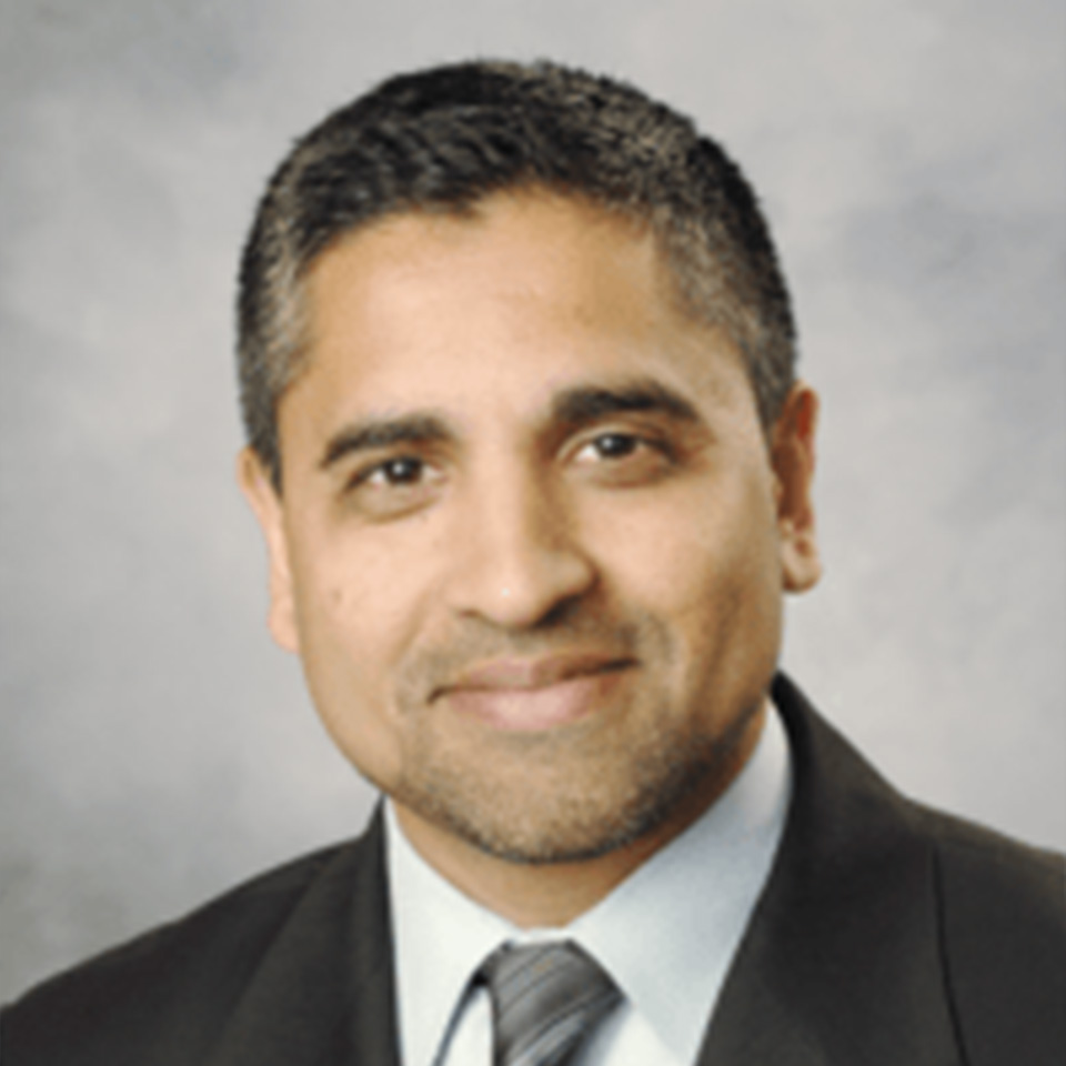 A headshot of Abbas Hyderi, MD, MPH