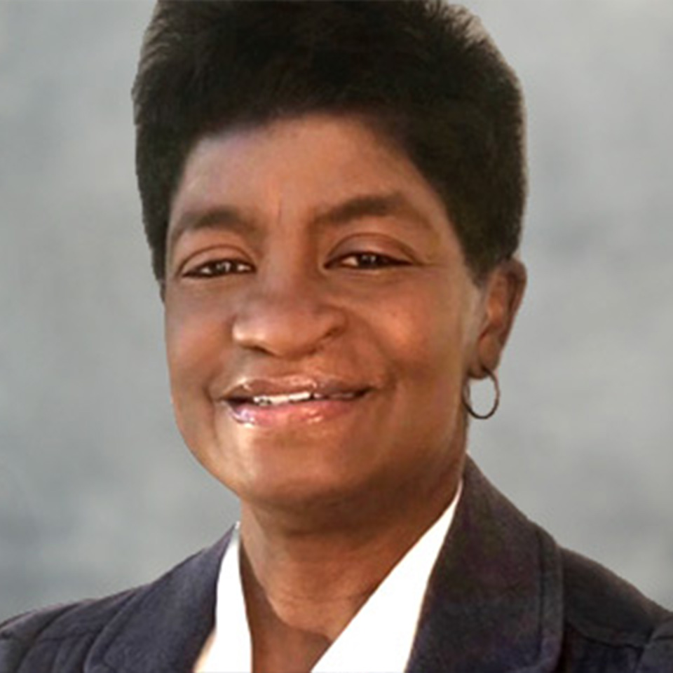 A headshot of Lindia J. Willies-Jacobo, MD