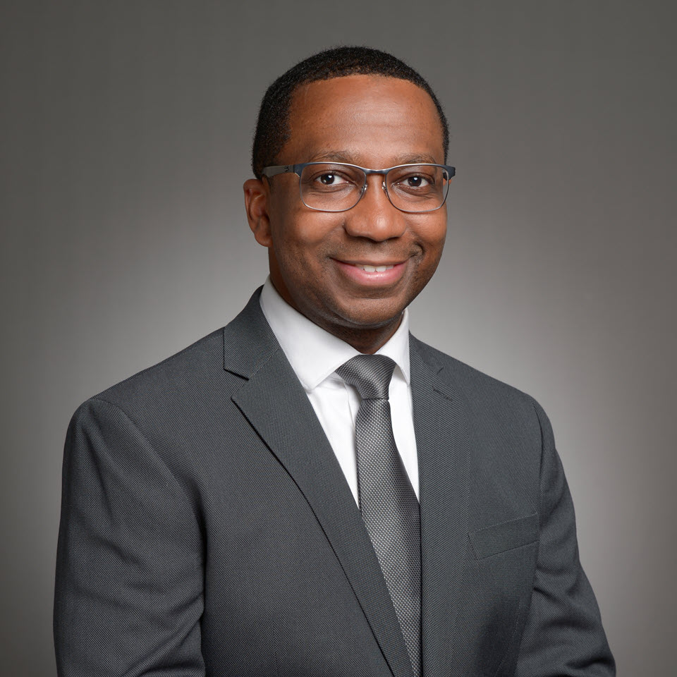 A headshot of Walter D. Conwell, MD, MBA
