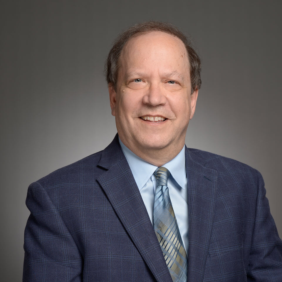 A headshot of Michael Kanter, MD