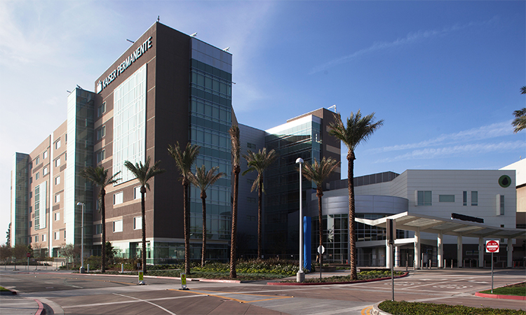 External View of San Bernardino County Medical Center