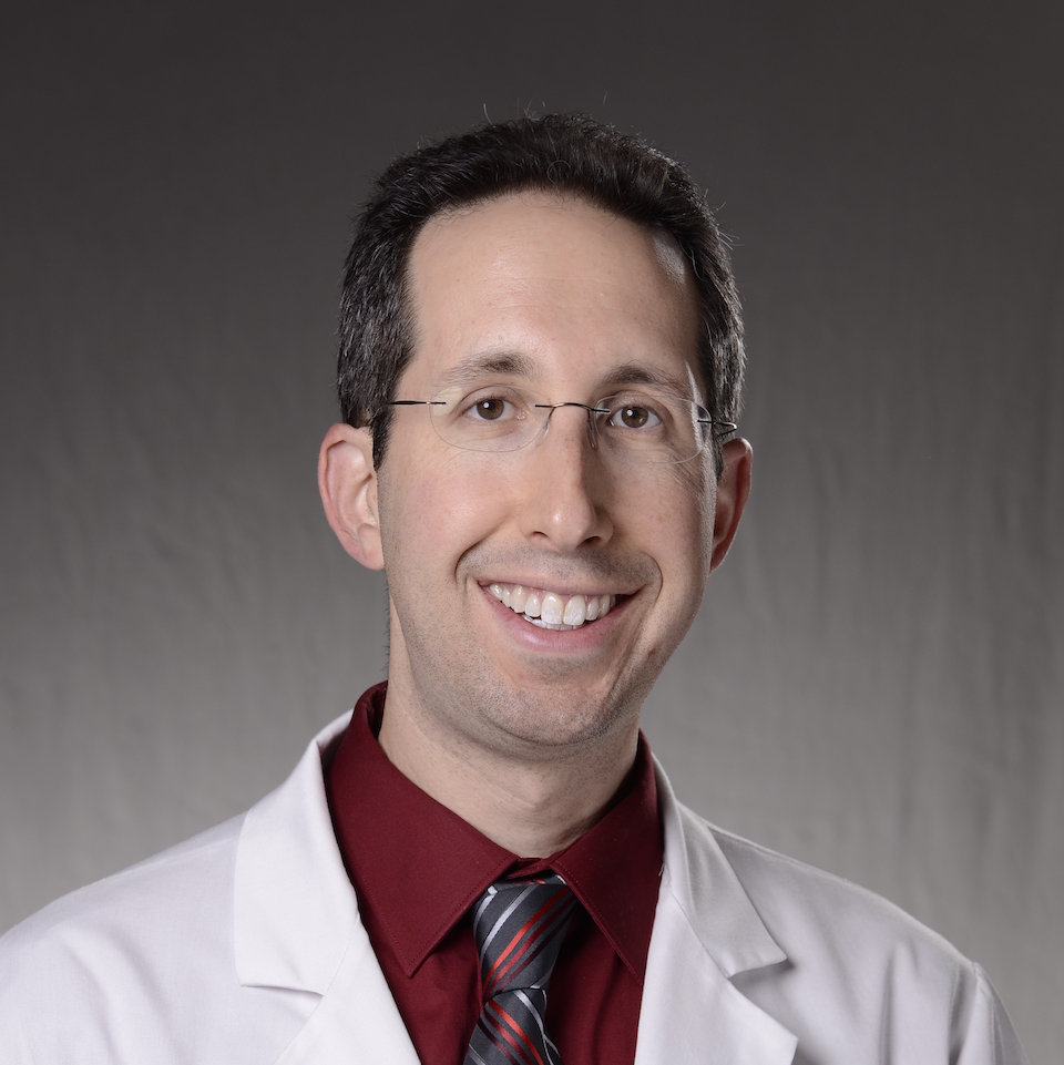 A headshot of David E. Bronstein, MD, MS