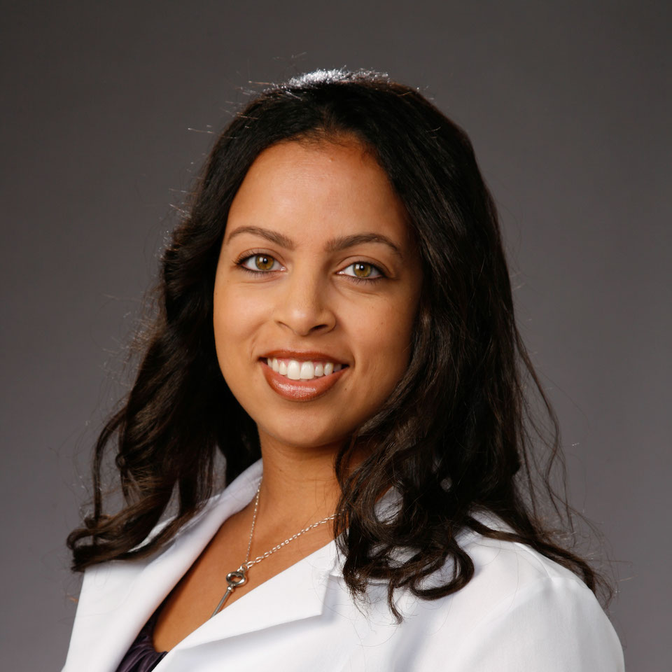 A headshot of Amber Burnette, MD
