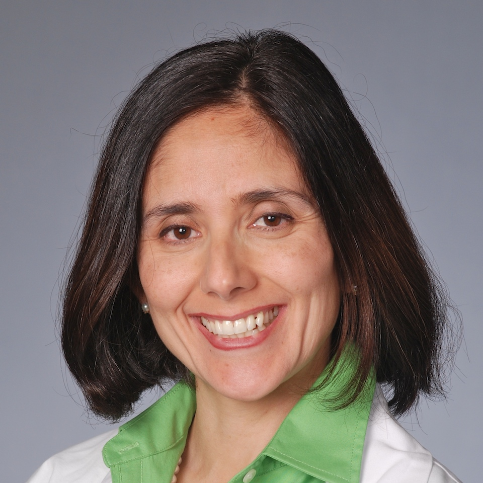 A headshot of Consuelo B. Casillas, MD