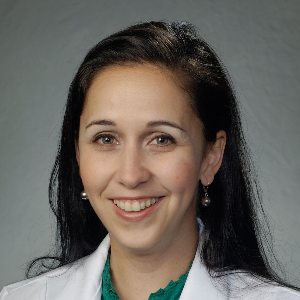 A headshot of  Shari G. Chevez, MD
