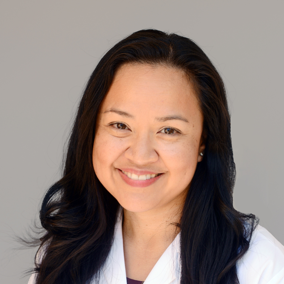 A headshot of Michelle S. Quiogue, MD