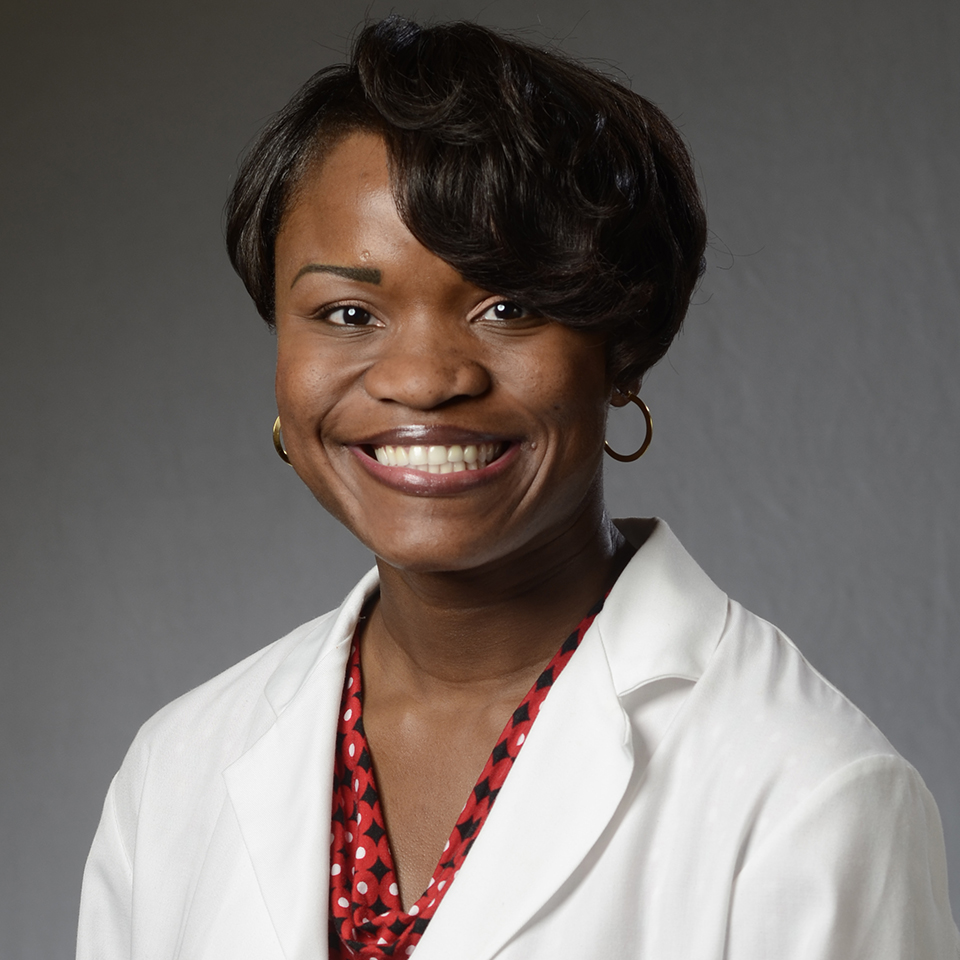 A headshot of Uyioghosa Evelyn Brown, MD