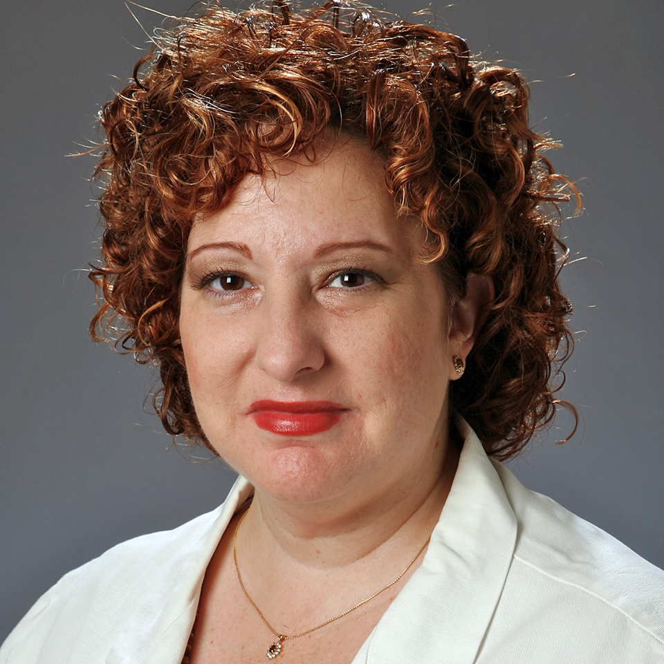 A headshot of Cynthia Freel, MD