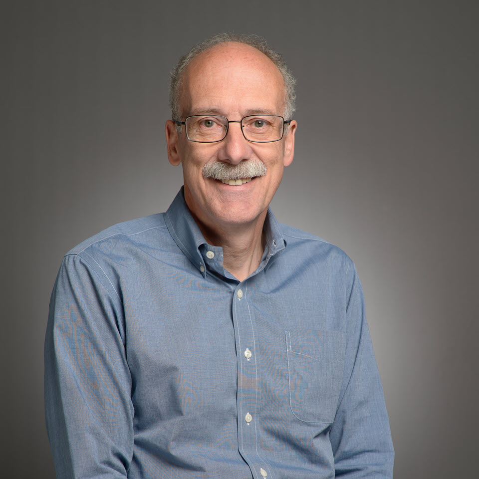 A headshot of Stephen Garrett, PhD