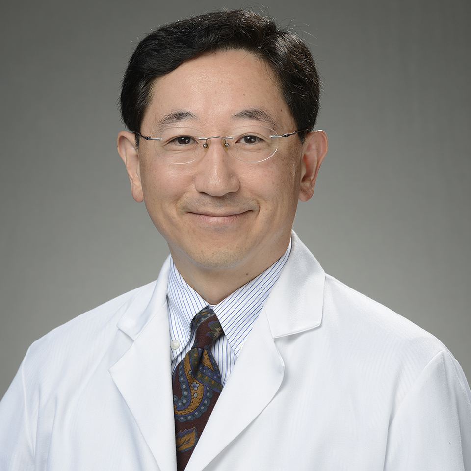 A headshot of Myung-Moo Lee, MD