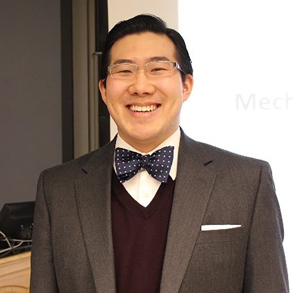 A headshot of Ryan S. Lee, PhD