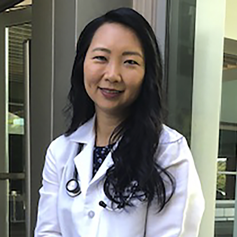 A headshot of Angeline Ong-Su, MD