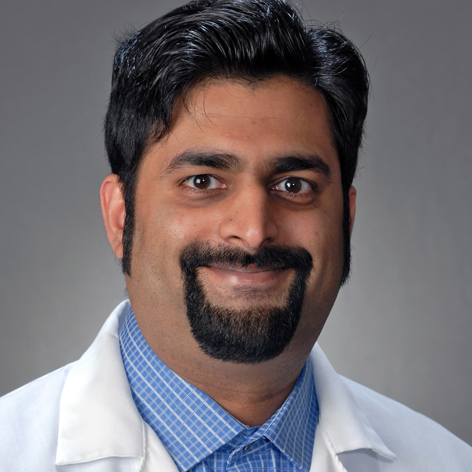 A headshot of Nilesh J. Patel, MD, FAAP