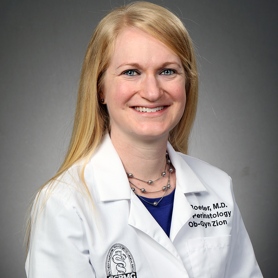 A headshot of Hilary A. Roeder, MD, MAS