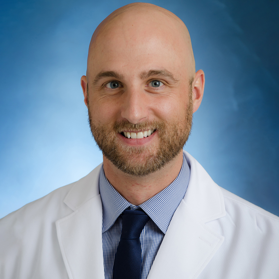 A headshot of Paul David Weyker, MD