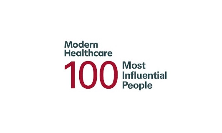 Logo for Modern Healthcare's 100 Most Influential People